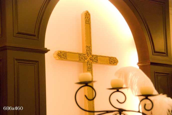 教会インテリア